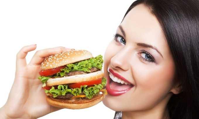Плохое и несбалансированное питание ведет к нарушениям в работе щитовидной железы