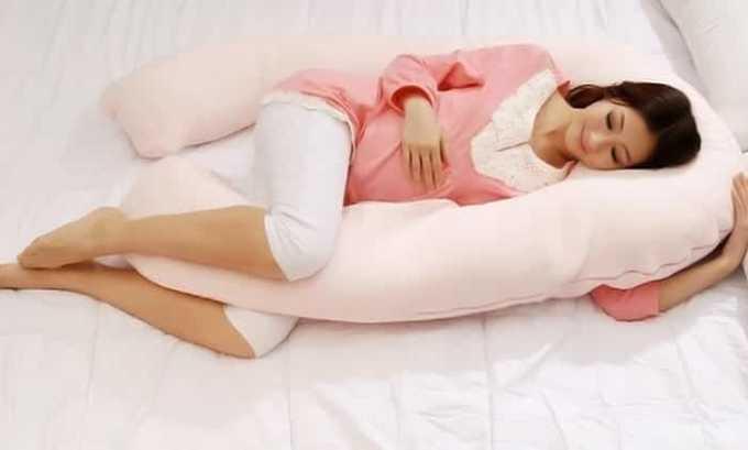 Применение препарата во время беременности вызывает замедление процессов развития эмбриона