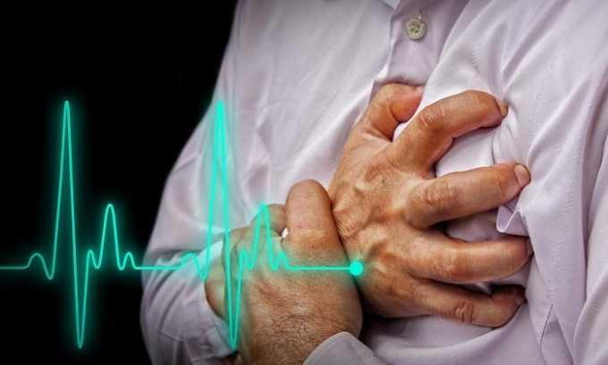 Беталок применяют при расстройствах сердечной деятельности функционального характера