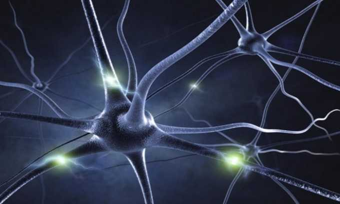 При расстройствах нервной системы назначают курс приема витамина Е