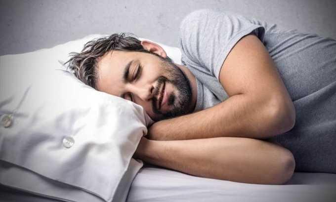 Пустырник способствует быстрому засыпанию