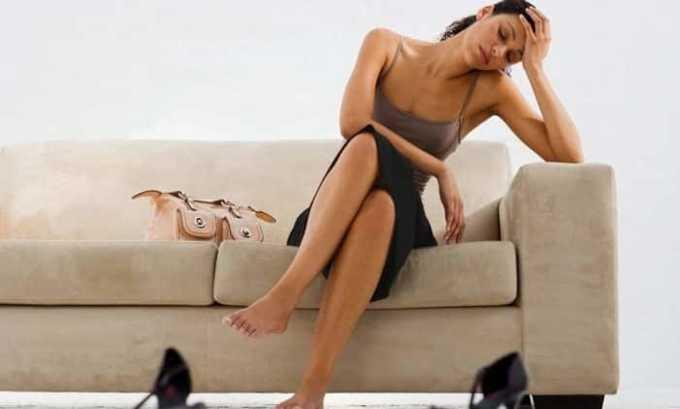 Постоянная слабость при заболевании щитовидной железы