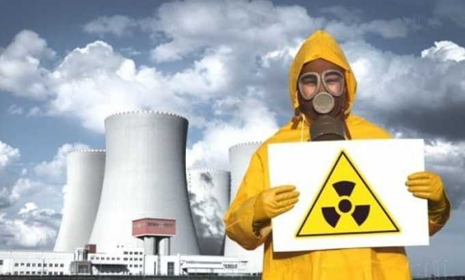 Повлиять на появление патологии может радиационное облучение
