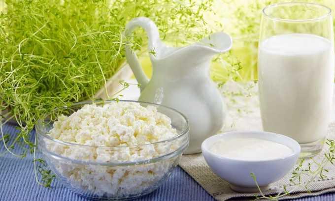 Для профилактики развития гипотиреоза следует употреблять в пищу творог