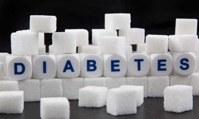 Среди показаний к применению свечей Вобэнзим заболевания, связанные с диабетом