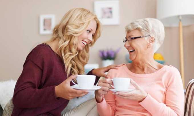 Снижение функций щитовидной железы характерно для женщин детородного возраста или пожилых в период менопаузы