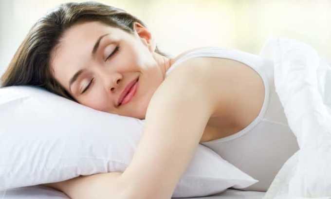Таблетки валерианы уменьшают нервную возбудимость, улучшают засыпание