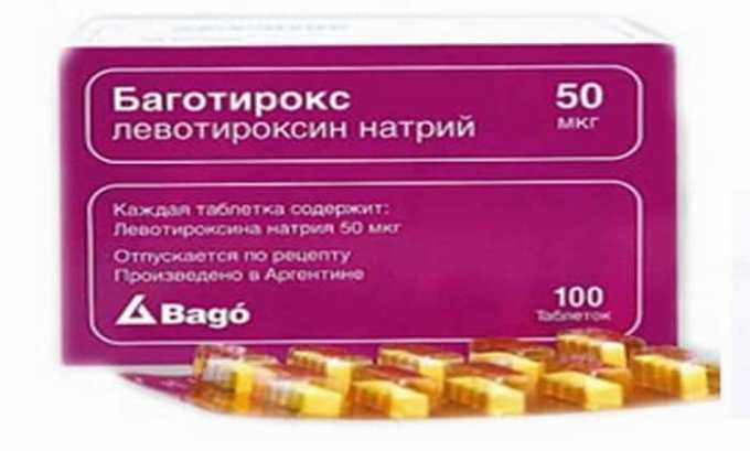 Аналог препарата Баготирокс
