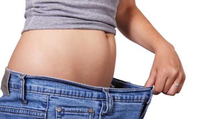 Прием препарата может вызвать резкое снижение веса