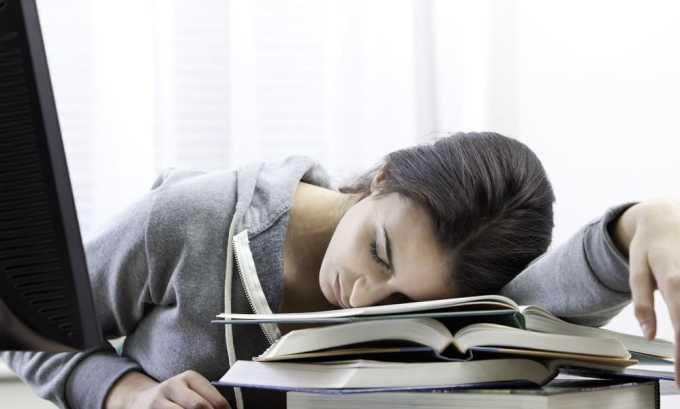Повышенная утомляемость - признак снижения уровня гормонов щитовидки