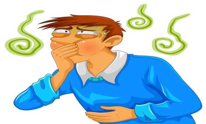 Тошнота, рвота - побочные действия от приема препаратов