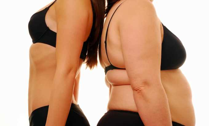 Повышенное содержание трийодтиронина проявляется в потере веса