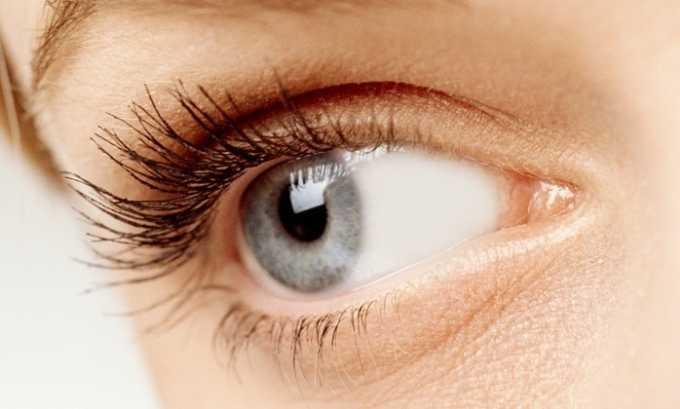 Глазная глаукома - один из симптомов, когда применять данное лекарственное средство запрещено