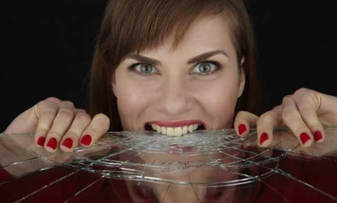 Раздражительность — один из побочных эффектов препарата