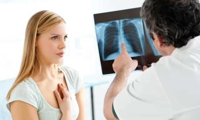 При передозировки Анаприлином может затрудняться дыхание