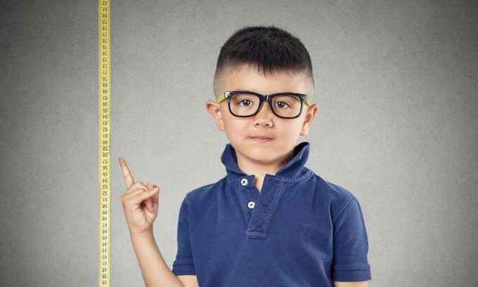 Недостаток гормонов щитовидной железы приводит к низкому росту ребенка