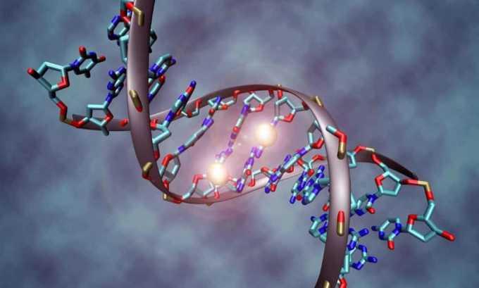 Предрасположенность к заболеванию может передаваться по наследству