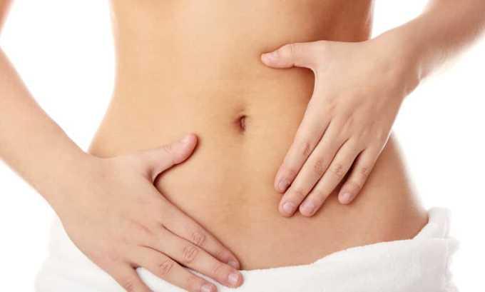 При диффузно-узловом зобе усиливается перистальтика кишечника, из-за чего возникает диарея и боли в животе