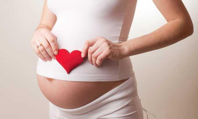 Зоб щитовидной железы особенно часто встречается у беременных
