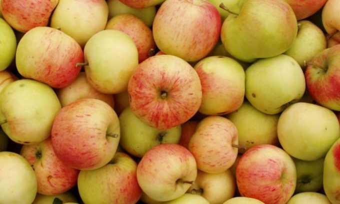 Диетологи рекомендуют яблоки для восстановления функций щитовидки