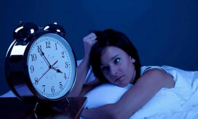 При наличии заболевания щитовидной железе нарушается сон