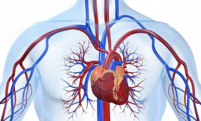 Активное вещество оказывает только местное воздействие и не всасывается в общий кровоток