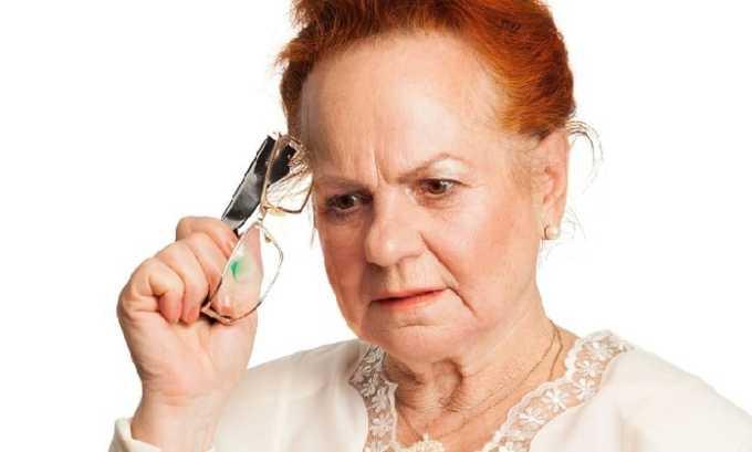 Диклофенак показан при болезни Альцгеймера