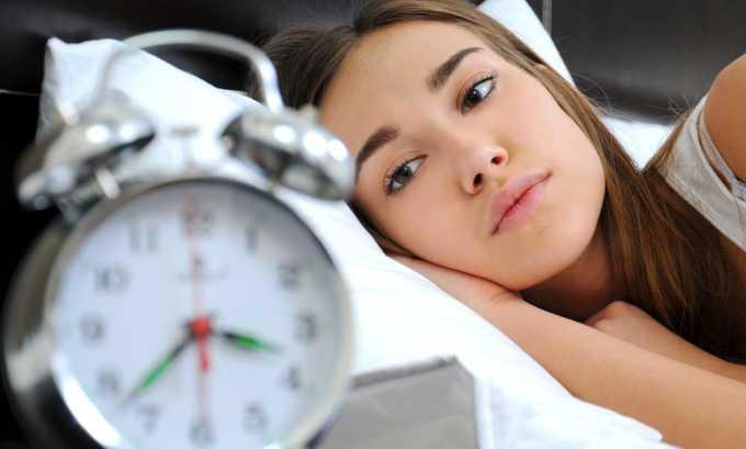 Бессонница является следствием изменения количества гормонов вырабатываемых щитовидной железой