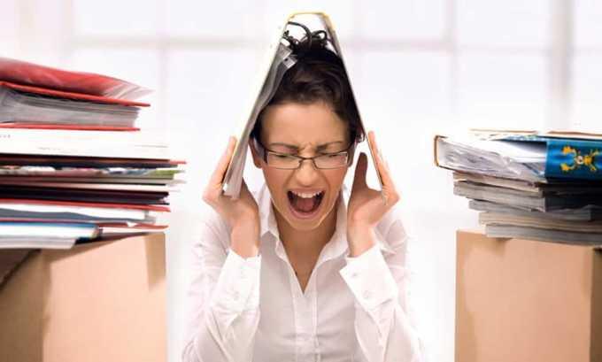 Большое количество стрессовых ситуаций, эмоциональная нестабильность, повышенная мнительность могут явиться причиной повышения тиреотропного гормона