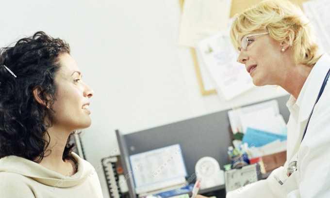 Любое подозрение на нарушение работы железы является поводом для визита к врачу