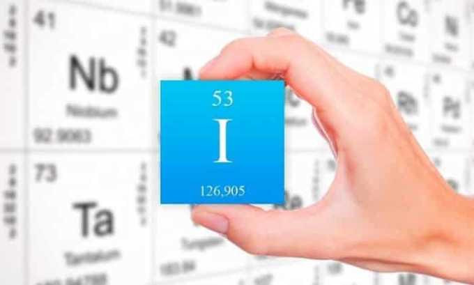 Нехватка йода в организме может спровоцировать появление заболевания