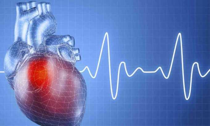 В клинической практике препарат применяется для стабилизации сердечного ритма на фоне желудочковых экстрасистол