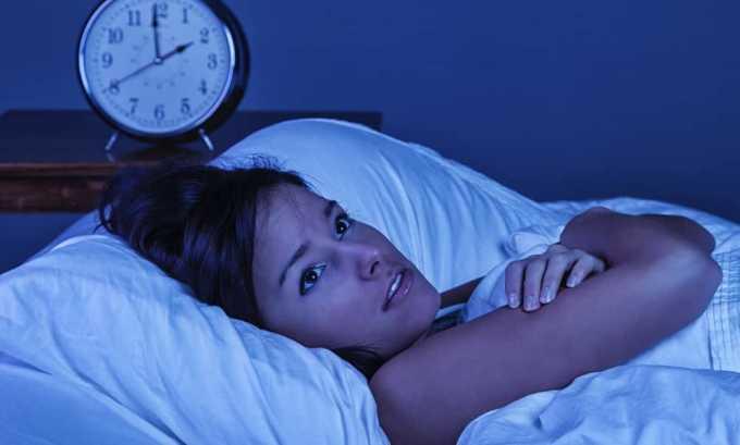 Нарушение сна - симптом нарушения работы щитовидной железы