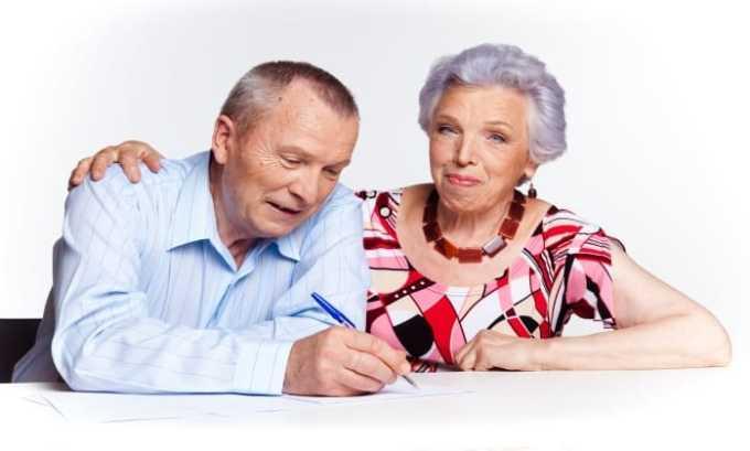У лиц престарелого возраста таблетки назначаются крайне осторожно