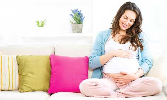 В период беременности сцинтиграфия противопоказана