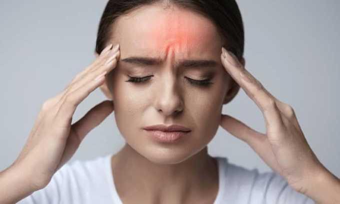 Препарат Эгилок 50 применяется при предупреждении приступов мигрени