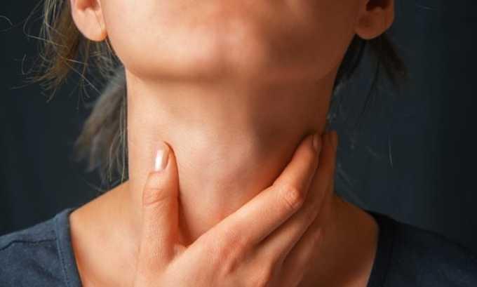 Калия Йодид 100 назначается после операций на щитовидной железе