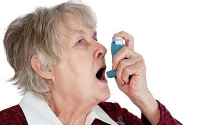 С осторожностью следует принимать Беталок при бронхиальной астме