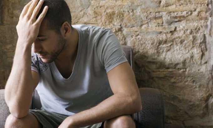 При депрессии рекомендуется принимать настойку пустырника