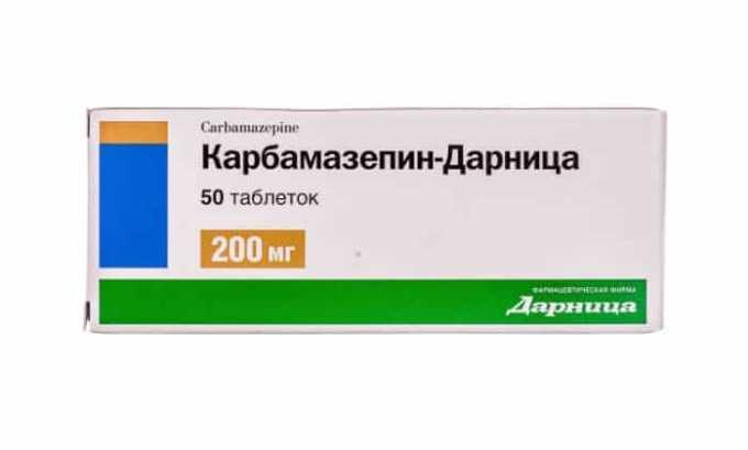Действие левотироксина снижается при приеме совместно с Карбамазепином