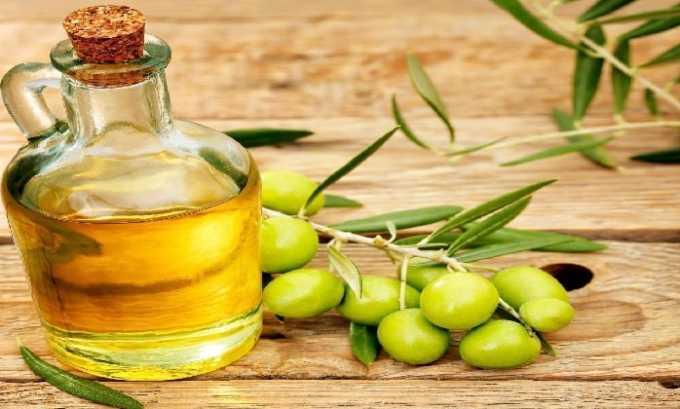 Оливковое масло является природным источником витамина Е