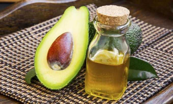 Для восстановления организма после использования препарата пациенту необходимо добавить в рацион насыщенные жиры, содержащиеся в авокадо