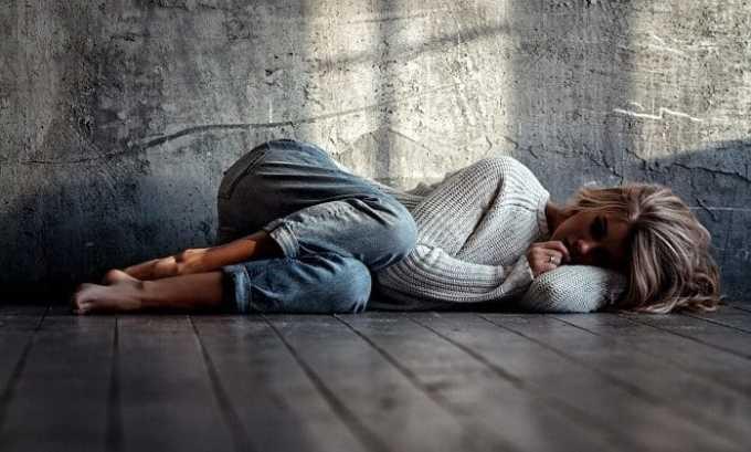 После Валокордина и Корвалола может возникнуть депрессия