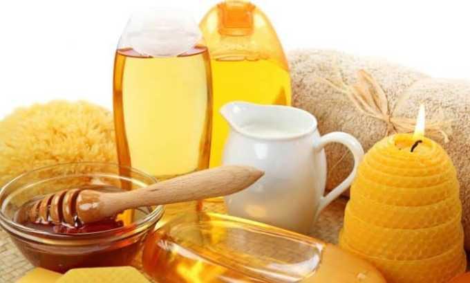 Продукты пчеловодства заставляют организм более активно работать, поставляют минеральные вещества, укрепляют иммунитет