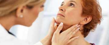 Почему возникает дискомфорт в области щитовидной железы?