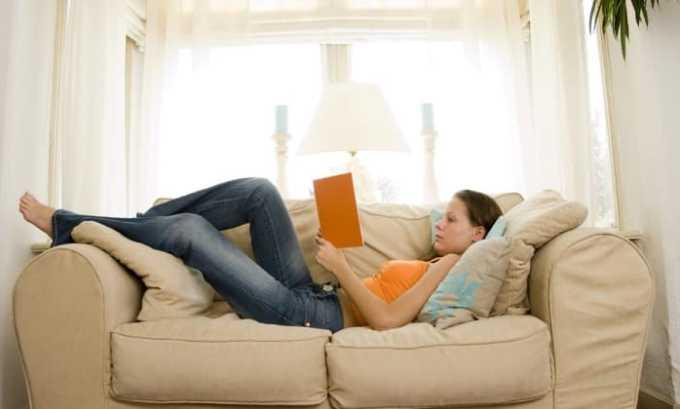 В результате чего человек ощущает чувство спокойствия даже в стрессовых ситуациях