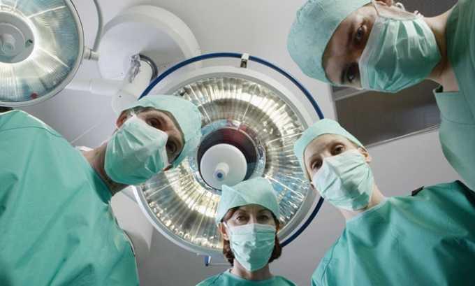 Диклофенак позволяет снять послеоперационное воспаление тканей
