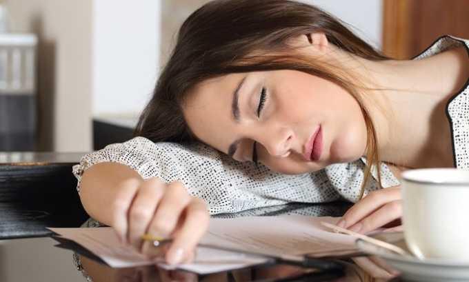 Наличие кальцинатов в щитовидке сопровождается повышенной утомляемостью