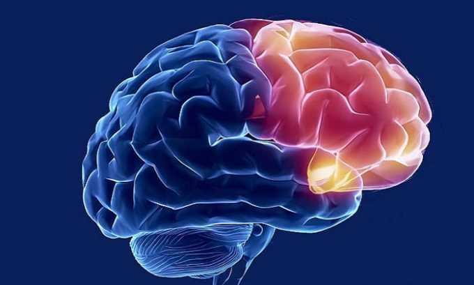 Внутримышечно и внутривенно препарат вводят при отеке мозга