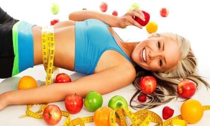 Препарат назначают для снижения веса